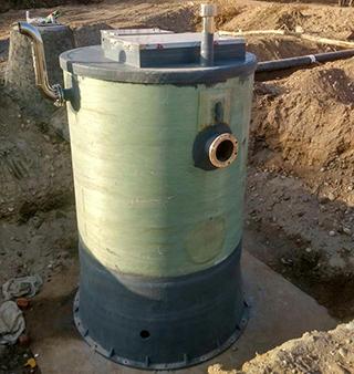 一体化集成地埋式预制泵站