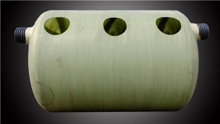 玻璃钢生物隔油池