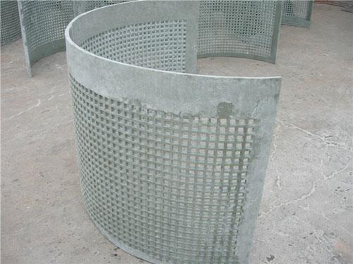 玻璃钢滤网