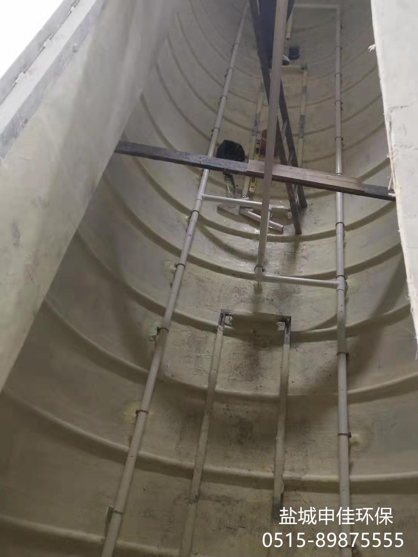 一体化净化槽MBR膜底座安装
