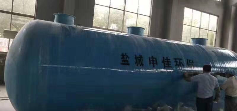 玻璃钢生物化粪池--联系153-6578-7777