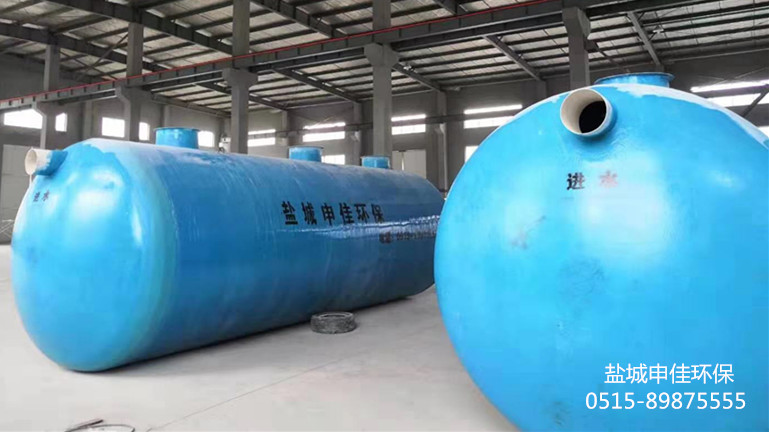 加强型玻璃钢化粪池--联系153-6578-7777