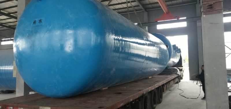 缠绕玻璃钢化粪池--联系153-6578-7777